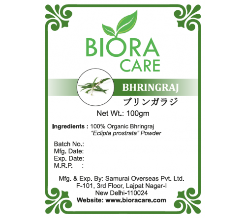 Bhringrhaj Powder 100 gms