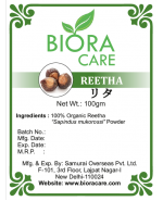 Reetha Powder 100 gms